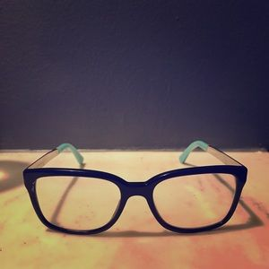 Burberry Tiffany Blue Eyeglasses
